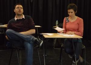Workshop with actors 2